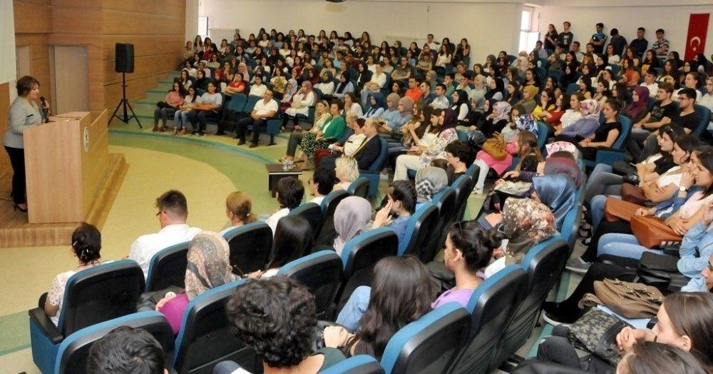 OMÜ'de yeni eğitim-öğretim yılı heyecanı