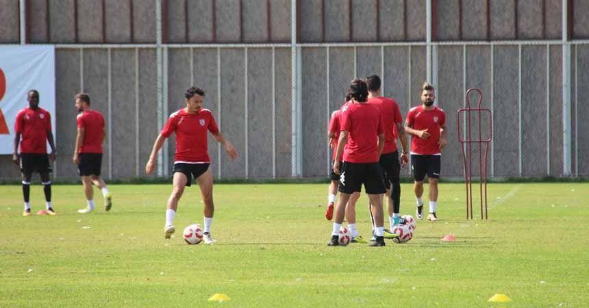 Samsunspor Kupa'da moral arıyor