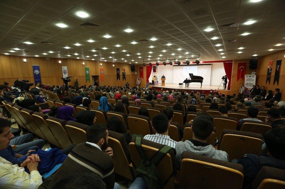 '7. Karadeniz Uluslararası Sempozyumu' başladı