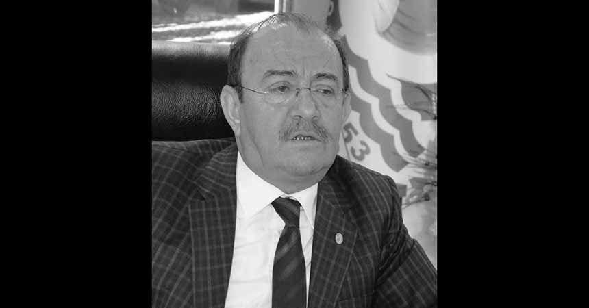 Ordu ESOB Başkanı Bostancıoğlu vefat etti