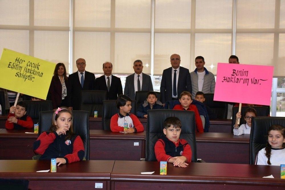 OMÜ'de Dünya Çocuk Hakları Günü