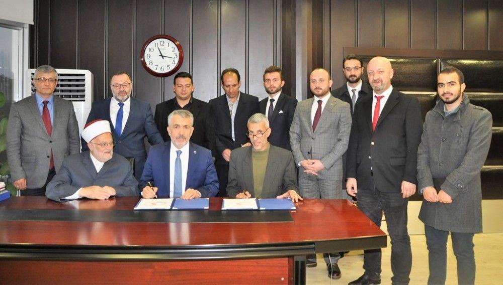 OMÜ ve Kudüs Üniversitesi'nden işbirliği