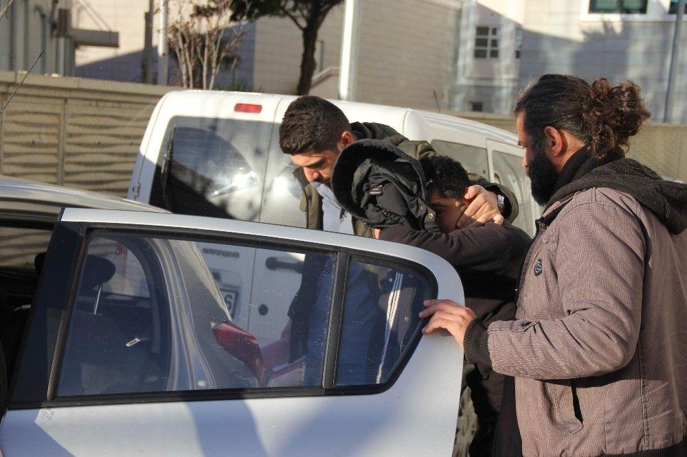 Ordu'da aranan 2 kişi Samsun'da yakalandı