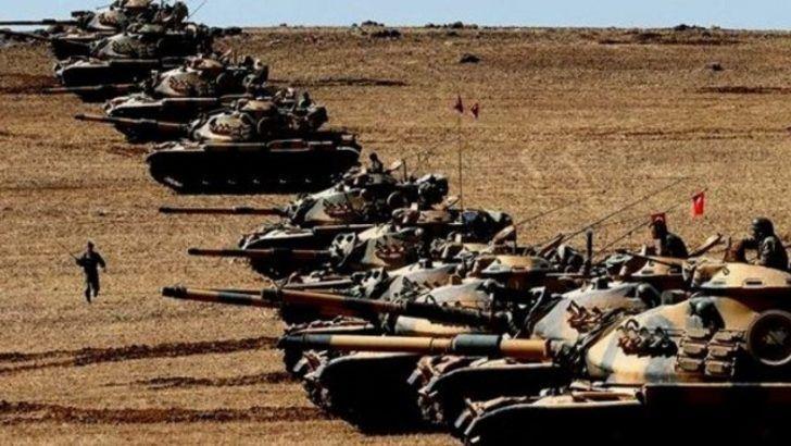 Tanklar bombalıyor ÖSO ilerliyor