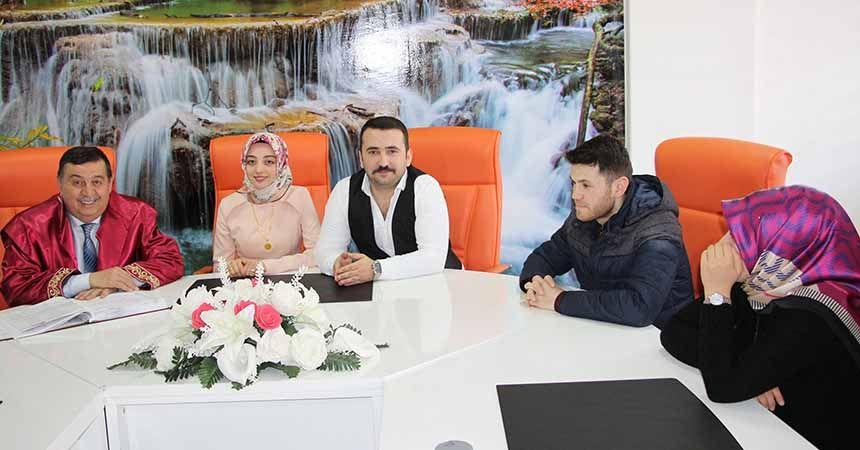 Nikah için 14 Şubat'ı seçtiler