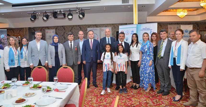 Mültecilere Sosyal Uyum Projesi