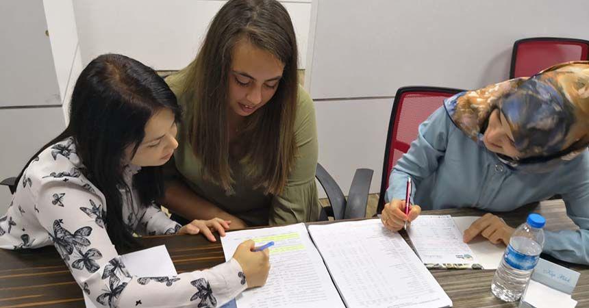 Öğrencilerin YKS'de son gün heyecanı