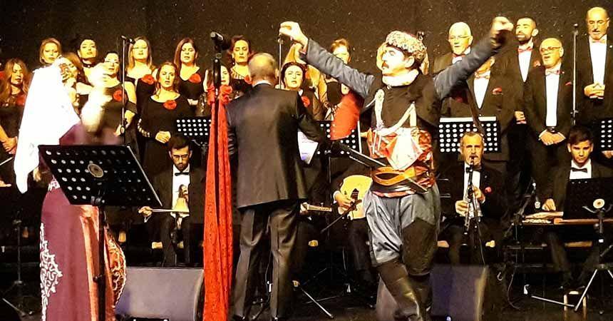 Samsun ADD'den Atatürk'ü anma konseri