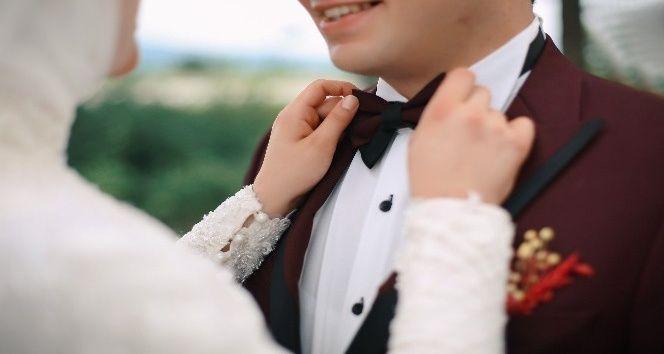 Altınordu'da bir yılda bin 54 kişi evlendi