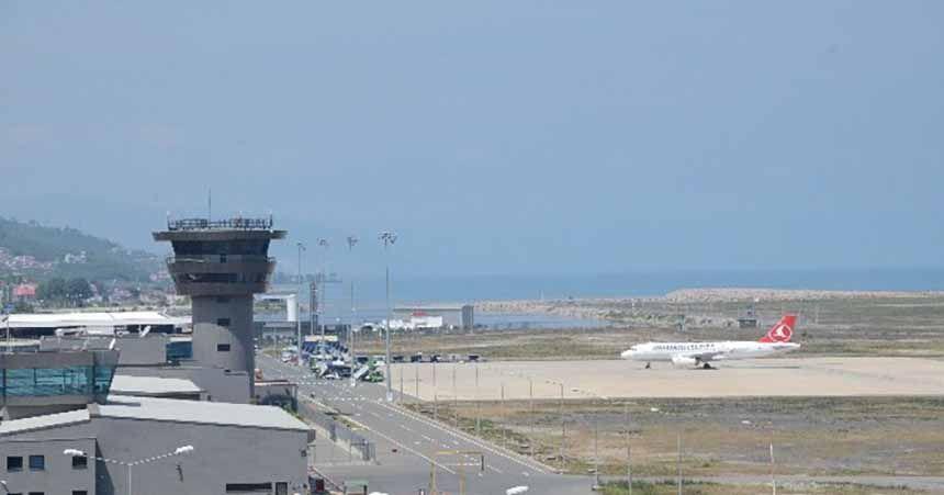 Ordu-Giresun Havalimanı 3 milyon 385 bin yolcu taşıdı