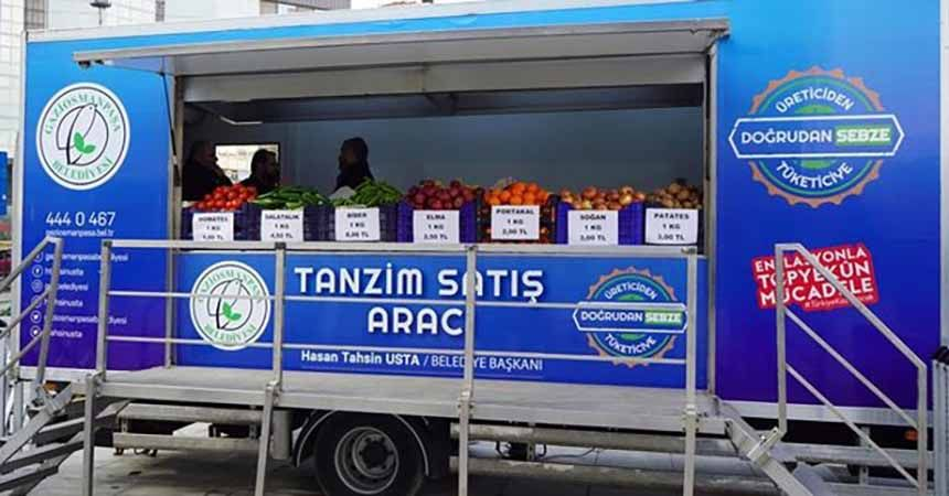 Çakır'dan 'tanzim satış yeri' açıklaması