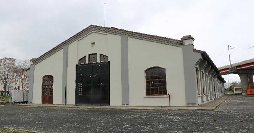 Bu müze Türkiye'de bir ilk olacak