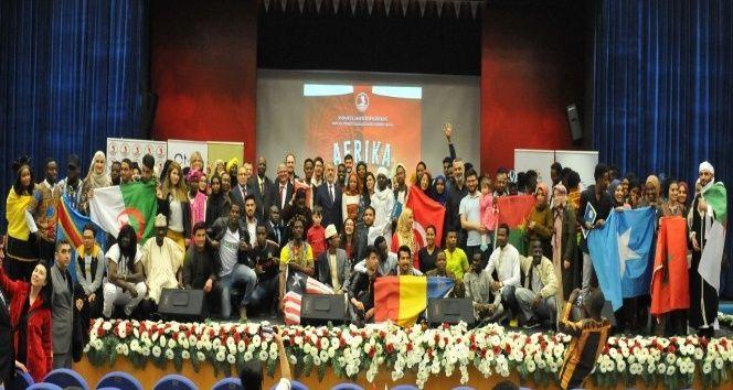 OMÜ'de Afrika tanıtım günü
