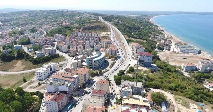 Sinop'a bayramda ziyaretçi akını