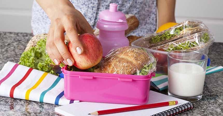 Beslenme çantasından bunları eksik etmeyin