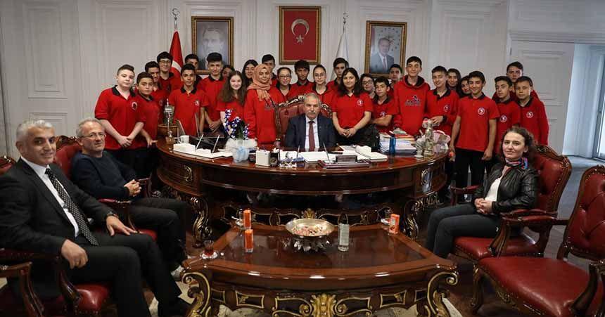 Öğrenciler sordu Demirtaş cevapladı