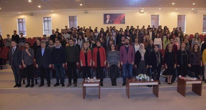 OMÜ'de kadın konferansı