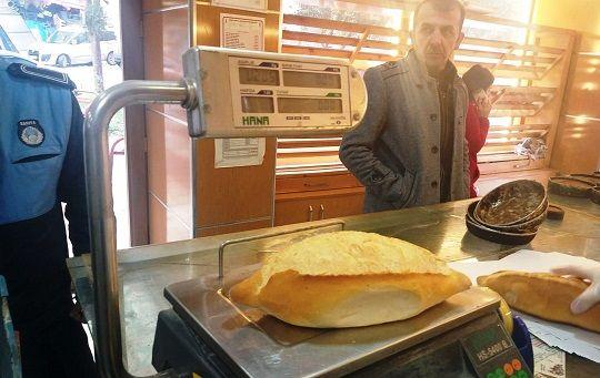 İlkadım'da ekmeğe yakın markaj