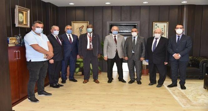 Sudan'la işbirliği görüşmesi