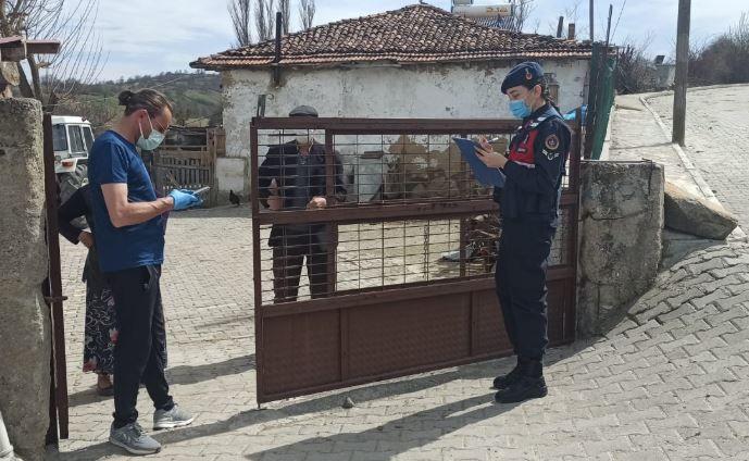 İzolasyon kaçakları yakalandı!
