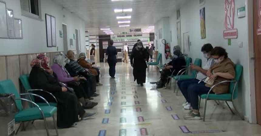 Samsun'da yarım saatte 1.000 doz aşı yapıldı