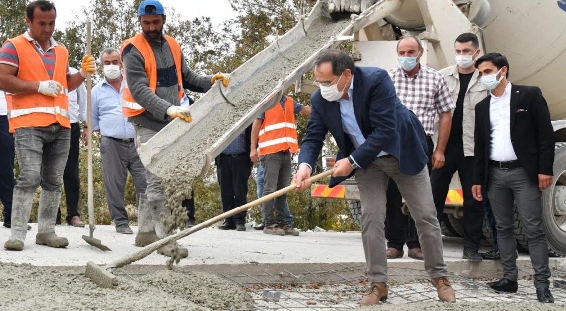 Büyükşehir beton santrali kuracak