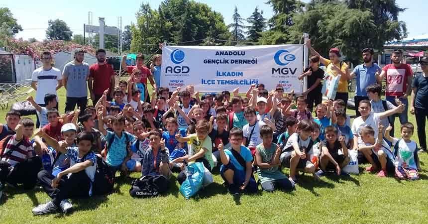 AGD yaz etkinlik kayıtları başladı