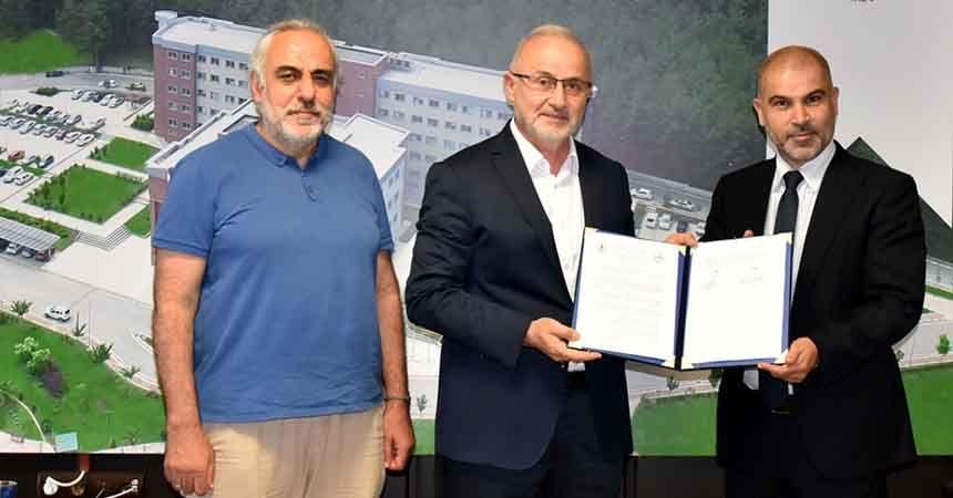 OMÜ ile Selam Üniversitesi'den iş birliği