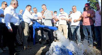 Nebiyan'a su arıtma tesisi