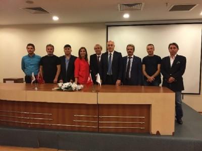 TGC'de 'Yusuf Turgut başkanlığında devam' kararı