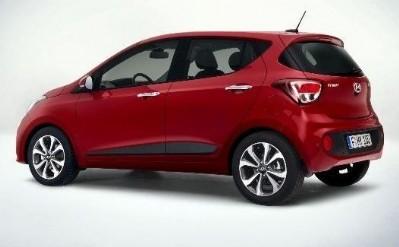 Hyundai i10 daha modern, daha şık, daha estetik