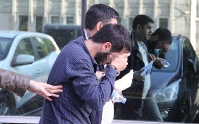 Tüfekle saldırı şüphelisi tutuklandı