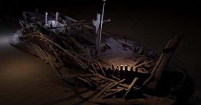 Karadeniz'in dibinde Osmanlı ve Bizans kalıntıları