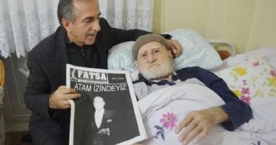 Ata'nın naaşını taşıyan Mahmut Dede o günü anlattı