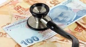 Sağlık harcamaları 2015 yılında arttı