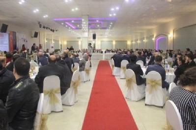 Bafra'da gençlik projesi
