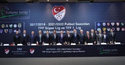Süper Lig'in yeni yayıncısı belli oldu