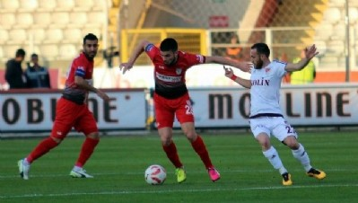 Samsunspor:0 - Elazığspor:0