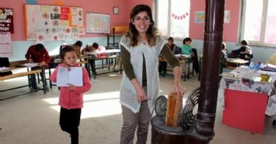Köy okulunda öğretmen olmak