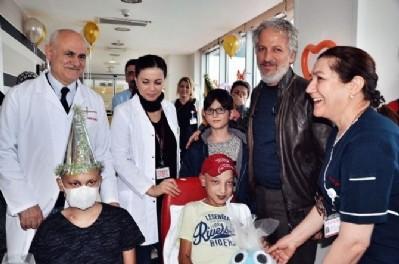 VM Medical Park'ta yeni yıl coşkusu