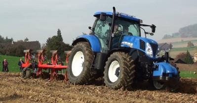 Samsun'da 50 bin traktör var