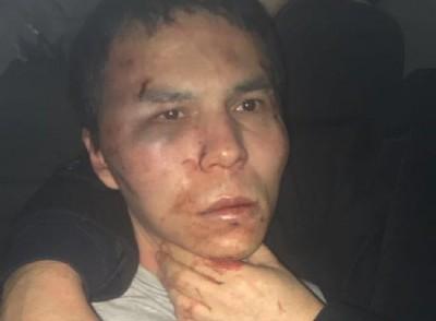 Reina katliamcısı terörist yakalandı