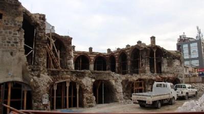 Restorasyon yıl sonu bitiyor