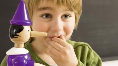 Çocuğunuzu yalancı olarak etiketlemeyin
