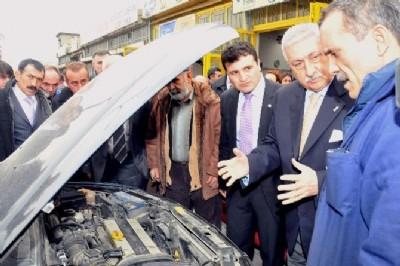'Hurda araç teşvik yasası çıkarılmalı'