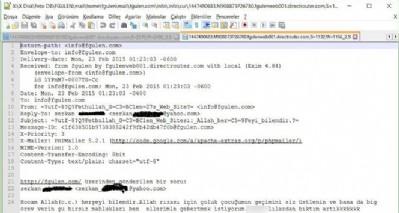 FETÖ/PDY'nin yazışmalarını 'Akıncılar' deşifre etti