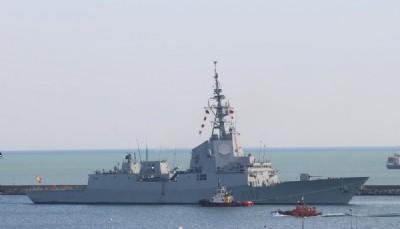 Gemiler Samsun'dan ayrıldı