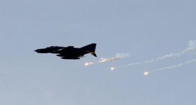 TSK: 'Hava harekatında 4 terörist etkisiz hale getirildi'