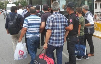 Samsun'da ByLock'tan 7 tutuklama