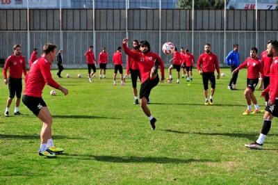 Samsunspor ile Rizespor 4 yıl sonra ilk kez